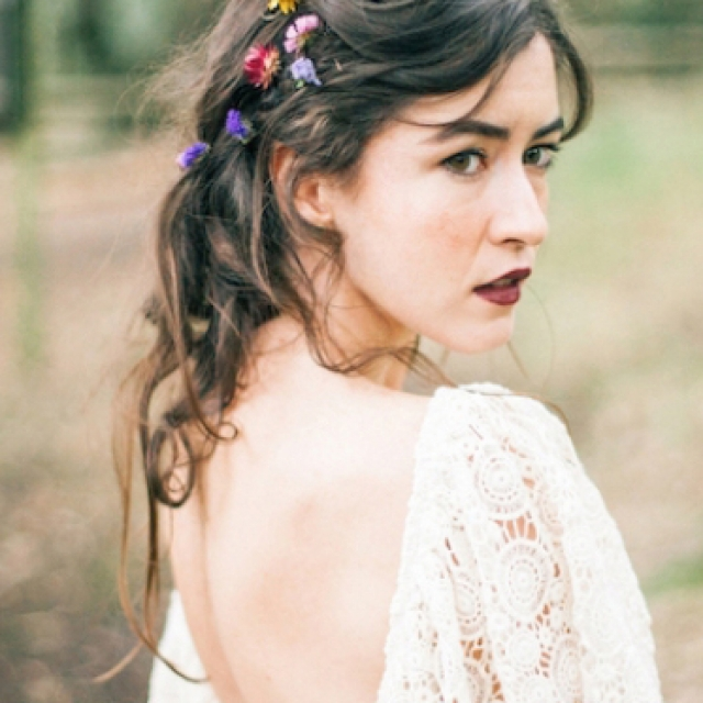 For the boho brides