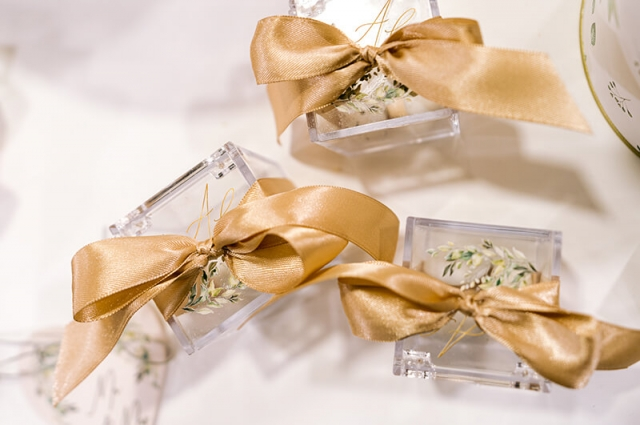 Invitations - Favors