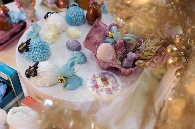 Easter Soap Gifts