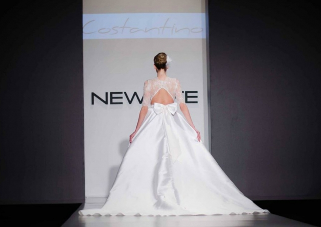 ''Fairytale'' bridal catwalk